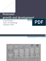 Postnatal Growth and Development