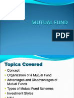 Unit 6 Mutual Fund