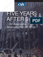 Five years after 9/11