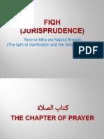 Fiqh 1 - (Book Of Salah)