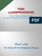 Fiqh 2 - (Book Of Salah)