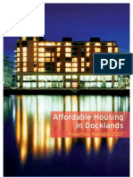 Affordable Housing in Dublin Docklands