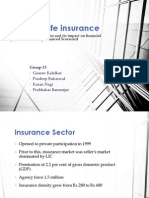 Reliance Life Insurance - Presentation