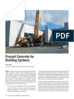 Precast Concrete for Building Systems