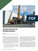 Precast Concrete for Building Systems