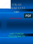 02-Limit Fungsi Trigonometri