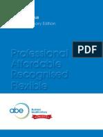 ABE Prospectus 2013