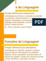 Funções Da Linguagem1