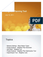 Session 3 - Neighbor Planning Tool MP530