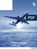 Kingfisher airlines Annual Report 2011 12