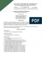 Fischer Board Order