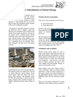 Report on Nuclear Energy