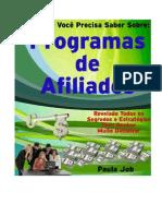 Tudo o que Você Precisa Saber Sobre - Programas de Afiliados(1)