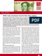 FOCAC Policy-Briefing Tradeinvest Final