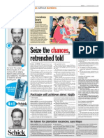 thesun 2009-03-12 page02 seize the chances retrenched told
