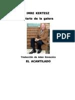 78124318 Kertesz Imre Diario de La Galera