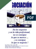 Teorica J - Negociacion - Claves Para Negociar Con Exito-2009