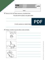 Actividades de razonamiento verbal (Razonamiento lingüístico)– Cuaderno 3 (tercer trimestre)