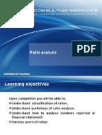 CSW Session IV Ratio Analysis