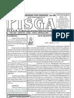 Pisga 24th March, 2013