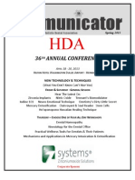 HDA Brochure