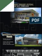 Gedung Futsal PON XVIII