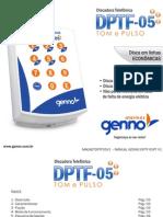 Manual Genno - Discadora Tom e Pulso Dptf-05 Pt v1