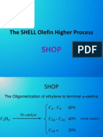 The SHELL Olefin Higher Process v2