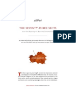 The Seventy-Three Sects