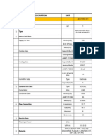 Datasheet of Air-Conditioning System