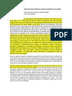 DIAGNÓSTICO Y TRATAMIENTO DE INFECCIONES DEL TRACTO URINARIO EN LOS NIÑOS