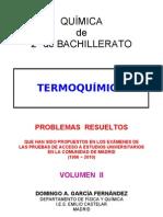 TEMA 6 Ejercicios Termoquimica