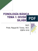 fonologia basica