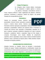 ConteúdoProgramático