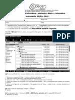 2012 1 AP1 IntroInfo InfoBas InfoInstGabarito