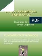 MARCO DE REFERENCIA BIOMECÁNICO