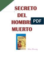 el secreto del hombre muerto María Fernandez