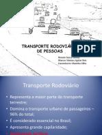 Trabalho sobre transportes