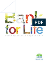 Third Quarterly Report 2011