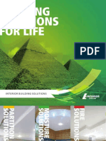 Lafarge Interior Building Solutions Brochure