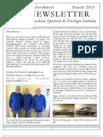 Newsletter 032013