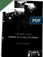 Etude Tramway Bamako Mediapart