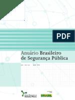 Anuário do Fórum Brasileiro de Segurança Pública - 2012