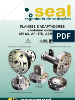 Flanges Lista Completa