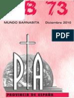 Revista Mundo Barnabita nº 3 - 2010