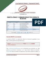 Tema 10 Consulta Datos JTable Select
