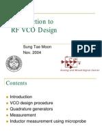 665 RF VCO