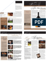 Middle Ridge Winery Spring 2013 Newsletter