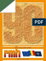 Revista de istorie militară nr.Special issue-en [2008]