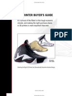 3 d Printer Buyers Guide